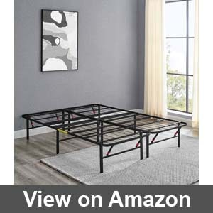 Best bed frames for active couples
