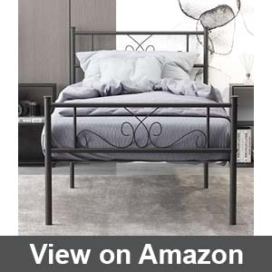 Best full size metal bed frame