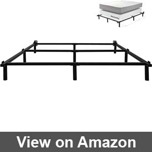 Best queen metal platform bed frame